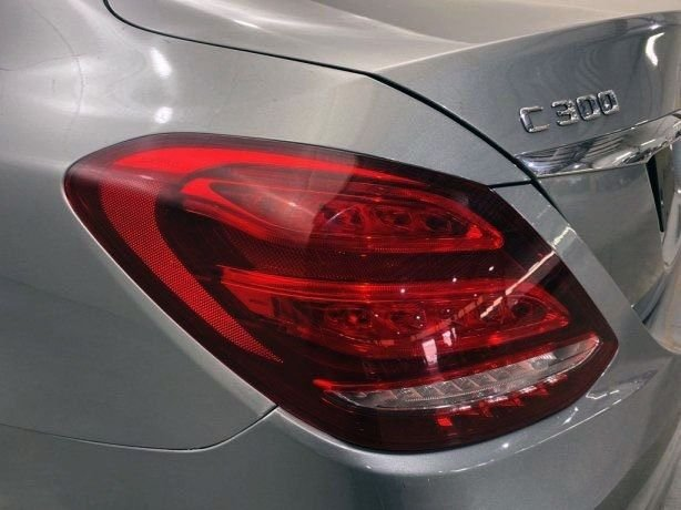 used 2015 Mercedes-Benz C-Class for sale