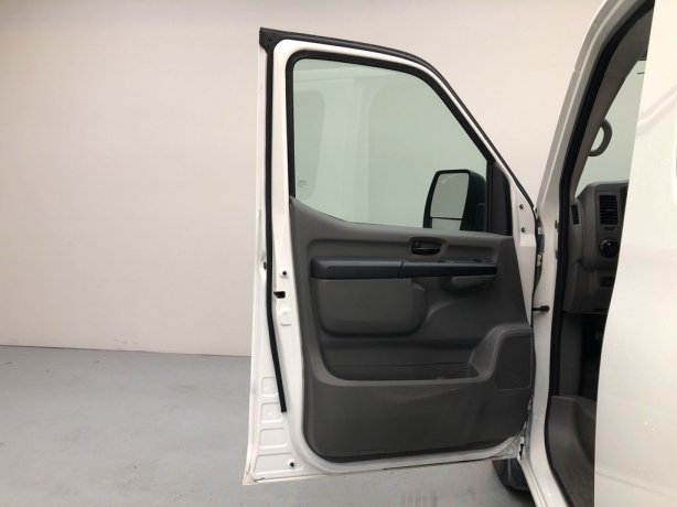 used 2017 Nissan NV Passenger