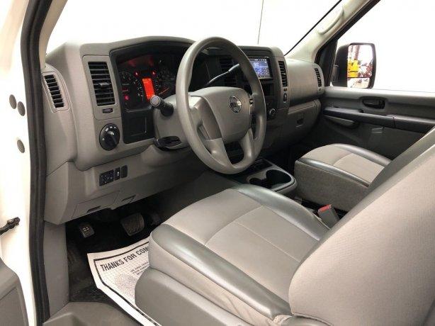 2017 Nissan NV Passenger for sale Houston TX