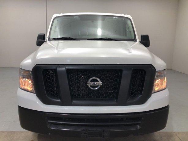Used Nissan NV Passenger for sale in Houston TX.  We Finance!