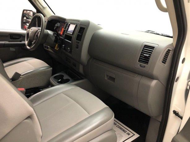cheap Nissan NV Passenger for sale Houston TX