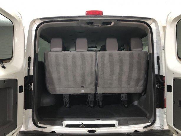 good used Nissan NV Passenger for sale
