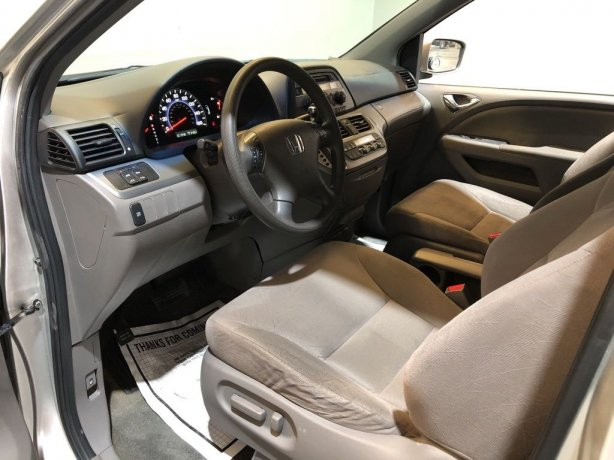 used 2009 Honda Odyssey for sale Houston TX