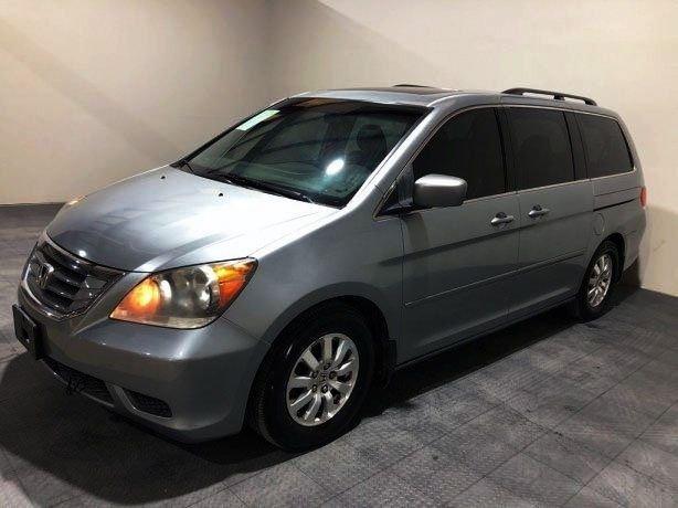 Used 2010 Honda Odyssey for sale in Houston TX.  We Finance!