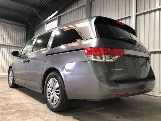 used Honda Odyssey for sale near me