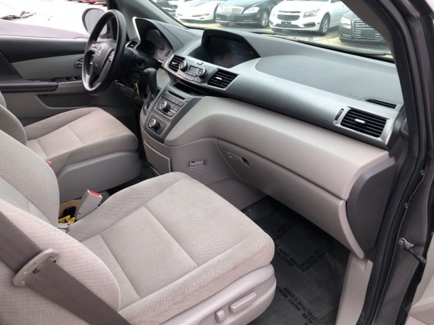 used Honda Odyssey for sale Houston TX