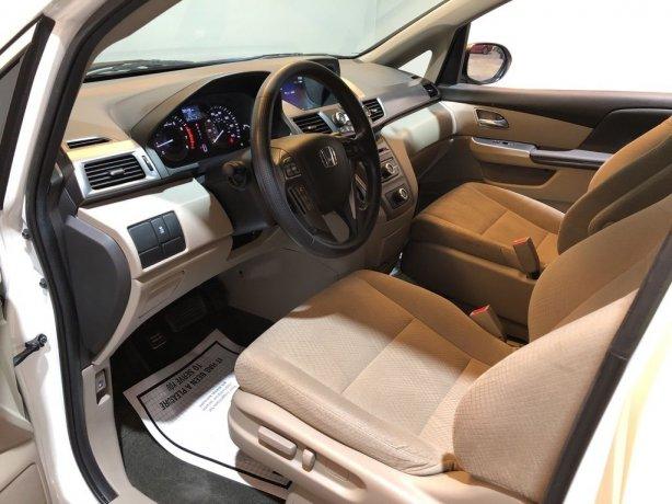 used 2014 Honda Odyssey for sale Houston TX