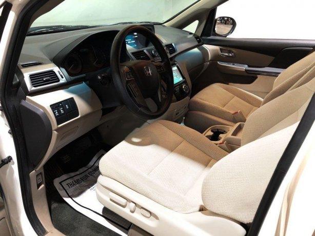 used 2016 Honda Odyssey for sale Houston TX