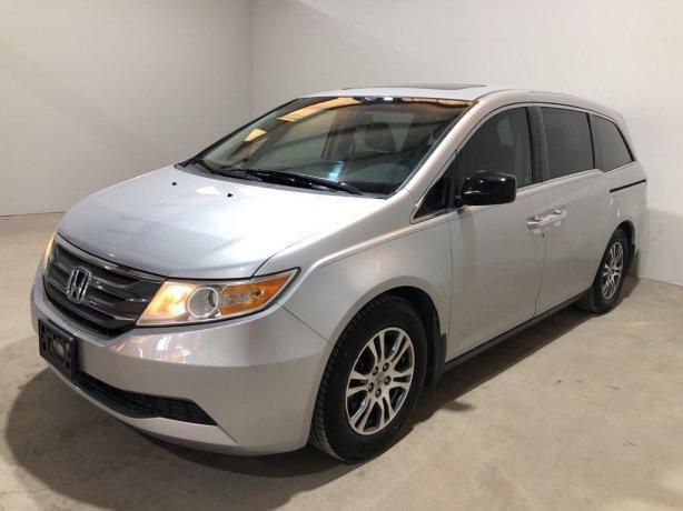 Used 2012 Honda Odyssey for sale in Houston TX.  We Finance!