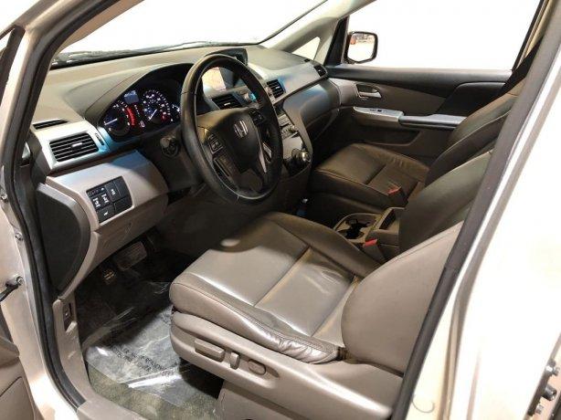 used 2012 Honda Odyssey for sale Houston TX