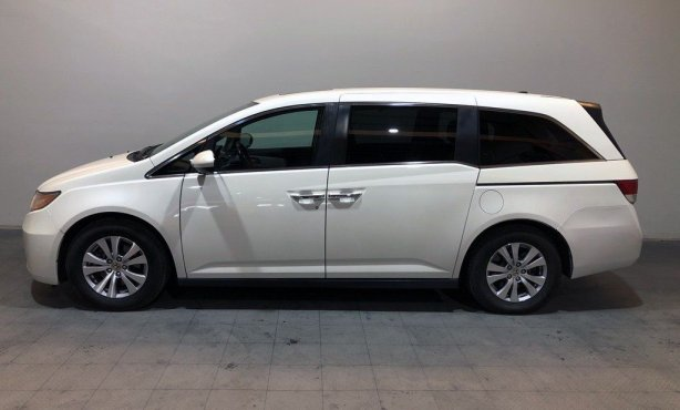 used Honda Odyssey