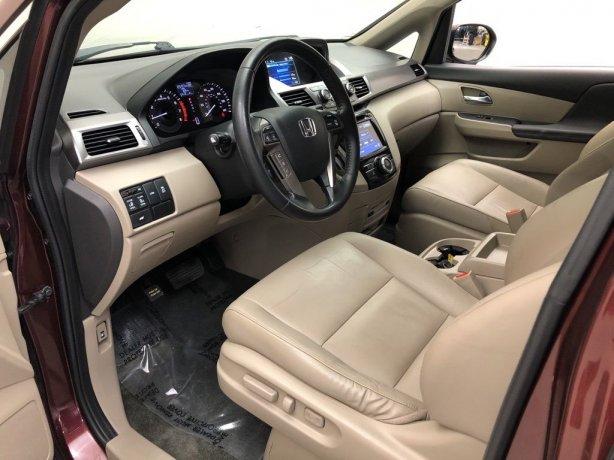 2016 Honda Odyssey for sale Houston TX