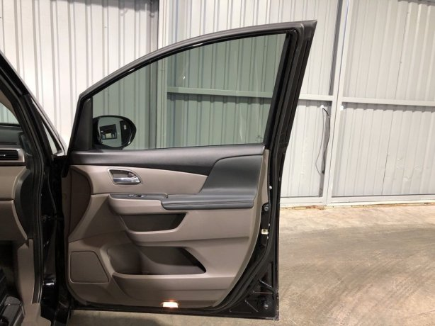 used 2015 Honda Odyssey for sale near me