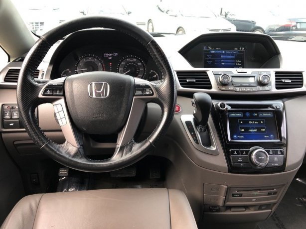 2015 Honda Odyssey for sale near me