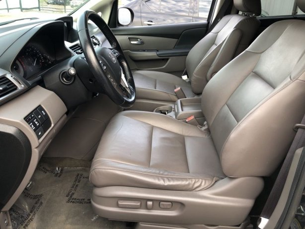 used 2015 Honda Odyssey for sale Houston TX