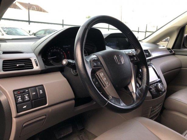 2015 Honda Odyssey for sale Houston TX