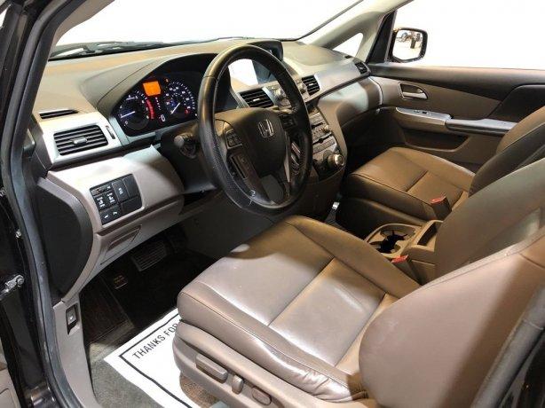 used 2013 Honda Odyssey for sale Houston TX