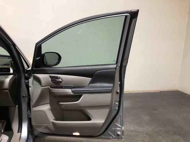 used 2016 Honda Odyssey