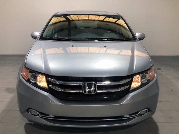 Used Honda Odyssey for sale in Houston TX.  We Finance!