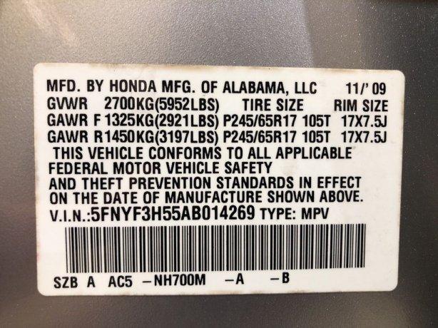 Honda Pilot cheap for sale