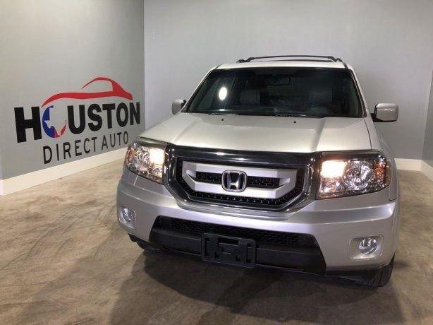 Used 2011 Honda Pilot for sale in Houston TX.  We Finance!