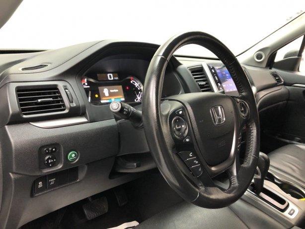 2017 Honda Ridgeline for sale Houston TX