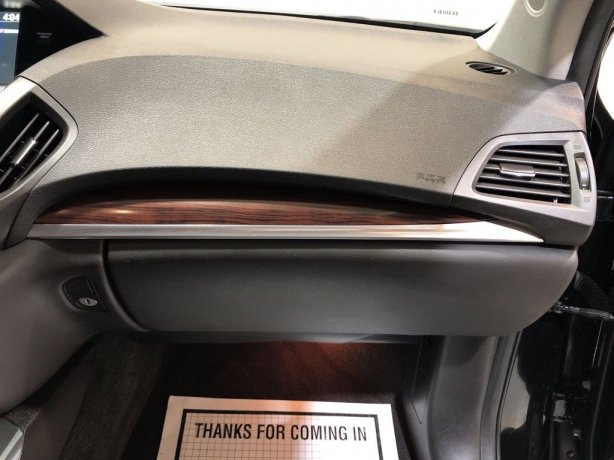cheap used 2016 Acura MDX for sale