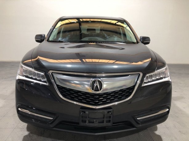 Used Acura MDX for sale in Houston TX.  We Finance!