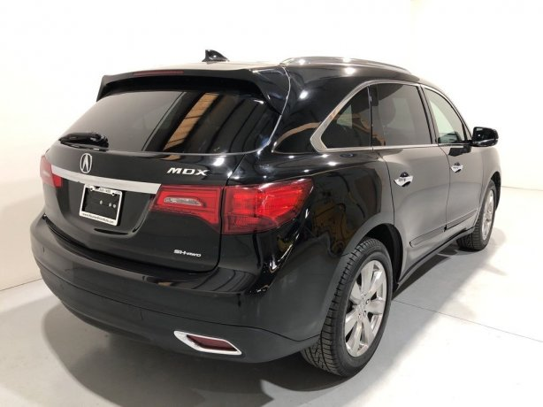 used Acura MDX