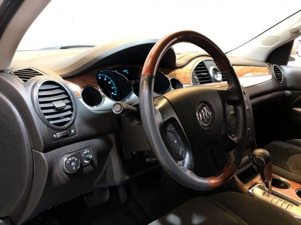 used 2012 Buick Enclave for sale Houston TX
