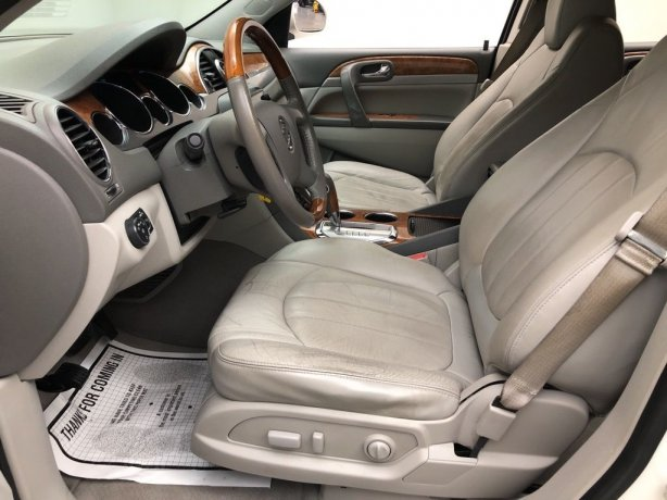 used 2011 Buick Enclave for sale Houston TX