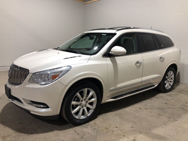 Used 2013 Buick Enclave for sale in Houston TX.  We Finance!