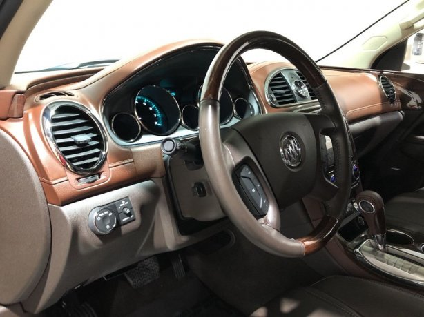 used 2013 Buick Enclave for sale Houston TX
