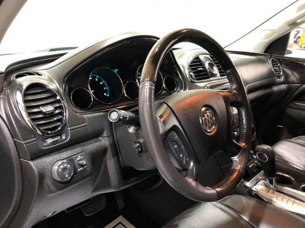 used 2015 Buick Enclave for sale Houston TX
