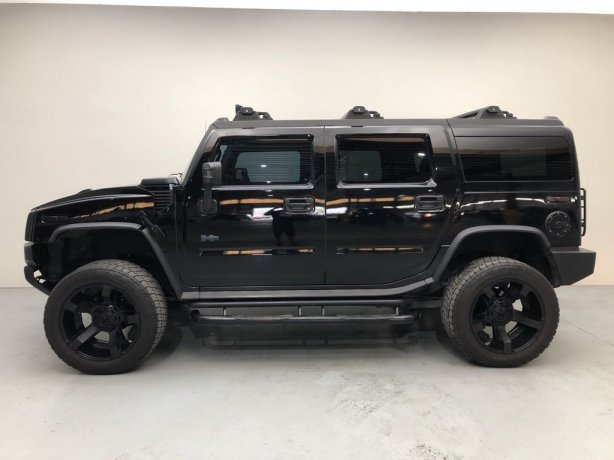used Hummer