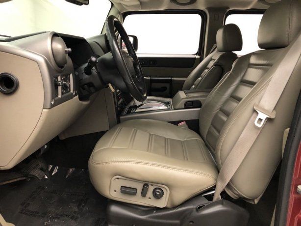 used 2003 Hummer H2 for sale Houston TX