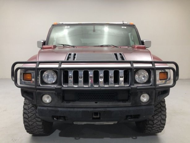 Used Hummer H2 for sale in Houston TX.  We Finance!