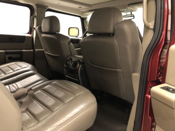 cheap Hummer H2 for sale