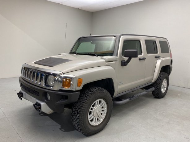 Used 2008 Hummer H3 for sale in Houston TX.  We Finance!