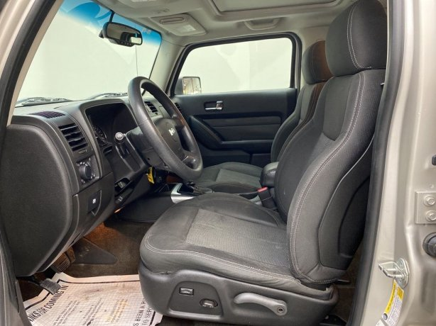 used 2008 Hummer H3 for sale Houston TX