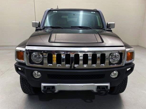 Used Hummer H3 for sale in Houston TX.  We Finance!