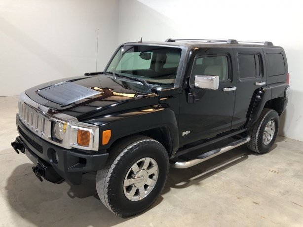 Used 2010 Hummer H3 for sale in Houston TX.  We Finance!