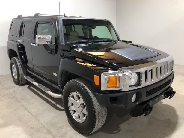 Used Hummer for sale in Houston TX.  We Finance!