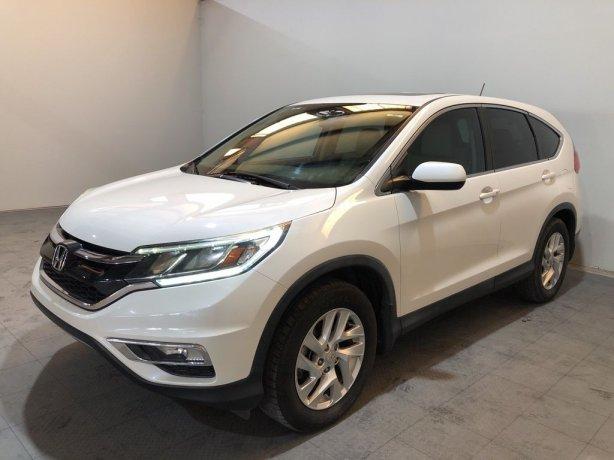 Used 2016 Honda CR-V for sale in Houston TX.  We Finance!