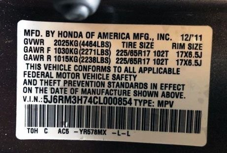 Honda CR-V cheap for sale