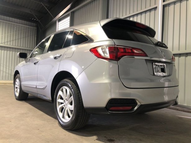 used Acura RDX for sale near me
