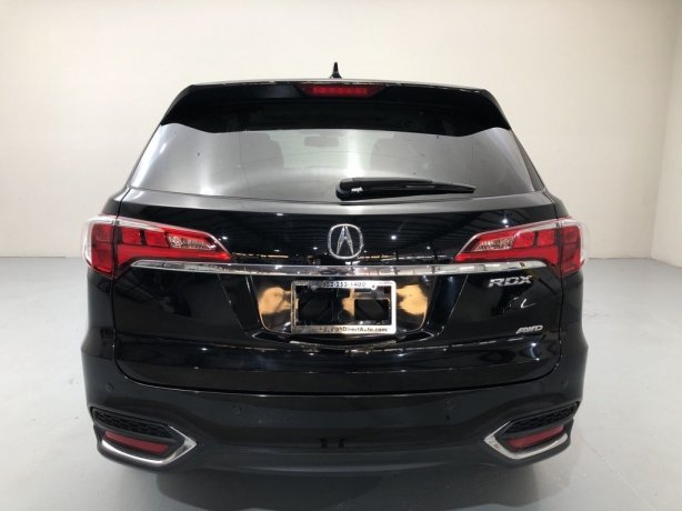 used 2018 Acura for sale