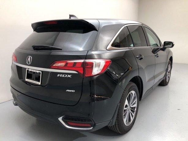 used Acura RDX