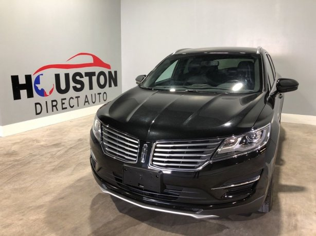 Used 2015 Lincoln MKC for sale in Houston TX.  We Finance!
