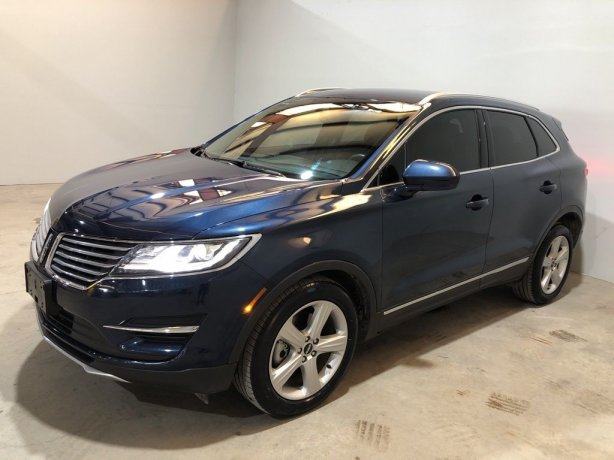Used 2017 Lincoln MKC for sale in Houston TX.  We Finance!